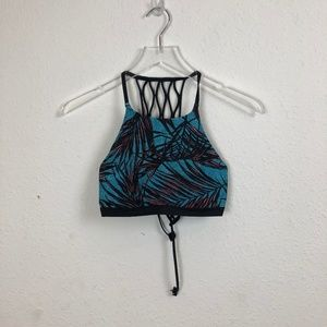 Lululemon High Neck Swim Top - 8